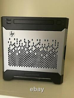 HP Proliant MicroServer Gen8 Pentium G2020T (2.50GHz) No HDD 6GB DDR3