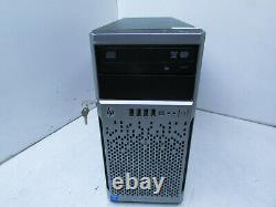 HP Proliant Ml310e Gen8 V2 Server E3-1230v3 3.3ghz 16gb B120i No Hdd T7-a17