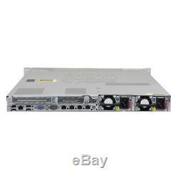 HP Server ProLiant DL360e Gen8 2x 8C Xeon E5-2450L 1,8GHz 16GB P420
