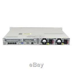 HP Server ProLiant DL360p Gen8 2x 10C Xeon E5-2650L v2 1,7GHz 32GB SFF