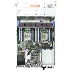 HP Server ProLiant DL380 Gen9 6C Xeon E5-2620 v3 2,4GHz 16GB 4xLFF SATA