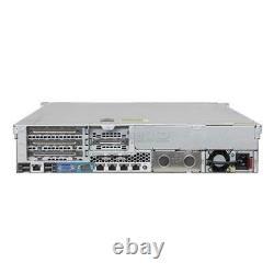 HP Server ProLiant DL380e Gen8 6C Xeon E5-2440 2,4GHz 12GB 8xSFF