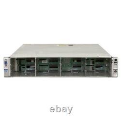 HP Server ProLiant DL380p Gen8 v2 2x 6C Xeon E5-2620 2GHz 64GB 12xLFF