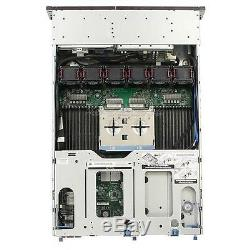 HP Server ProLiant DL385 G7 2x 8C Opteron 6127 2Ghz 64GB SFF