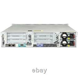 HP Server ProLiant DL560 Gen8 4x 10C Xeon E5-4650 v2 2,4GHz 128GB