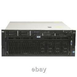 HP Server ProLiant DL580 G7 2x 8C Xeon X7550 2GHz 64GB