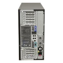 HP Server ProLiant ML350p Gen8 6C Xeon E5-2630 v2 2,6GHz 8GB 8xSFF