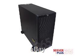 HP Tower Server ProLiant ML350 G6 2x 3.06GHz HexCore, 128GB RAM, 8x 600GB 6G SAS