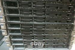 Lot of 14 HP Proliant DL360p G8 Gen8 2x E5-2680v2 2.8GHz 64GB Servers + Extras