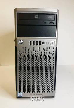 NEW IN BOX HP ProLiant ML310e Gen8 v2 E3-1231v3 (3.4GHz) 32GB RAM SERVER TOWER